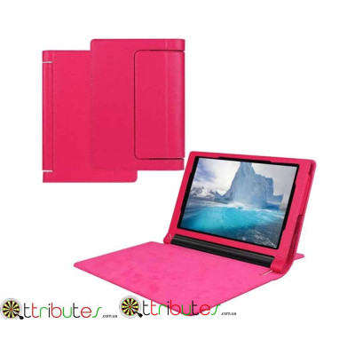 Чехол Lenovo yoga tablet3 8.0 850f Classic book cover rose red