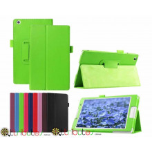 Чехол Lenovo tab 2 A8-50 8.0 Classic book cover apple green