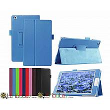Чохол Lenovo Tab3 8 TB3 850 F M Classic book cover sky blue