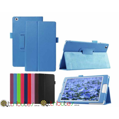 Чехол Lenovo tab 2 A8-50 8.0 Classic book cover sky blue