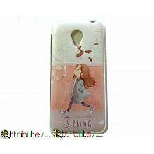 Чехол Meizu M2 mini 5.0 Silikon print case spring