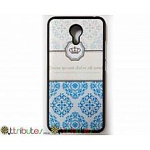 Чехол Meizu M2 note 5.5 Print case crown