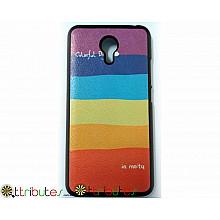 Чехол Meizu M2 note 5.5 Print case colorful