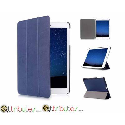Чехол Samsung galaxy tab A 8.0 SM-T350 Moko ultraslim dark blue