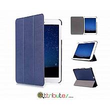 Чехол Samsung galaxy tab A 9.7 SM-T550 t555 Moko ultraslim dark blue