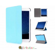 Чехол Samsung galaxy tab A 9.7 SM-T550 t555 Moko ultraslim sky blue
