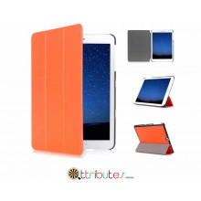 Чехол Samsung galaxy tab A 9.7 SM-T550 t555 Moko ultraslim orange