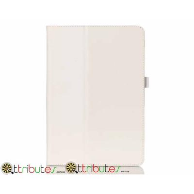 Чехол Samsung galaxy tab a t350, t355 Classic book cover white