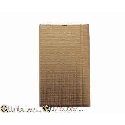 Чехол Samsung galaxy tab S 8.4 t700 t705 Samsung book cover (High Copy) gold