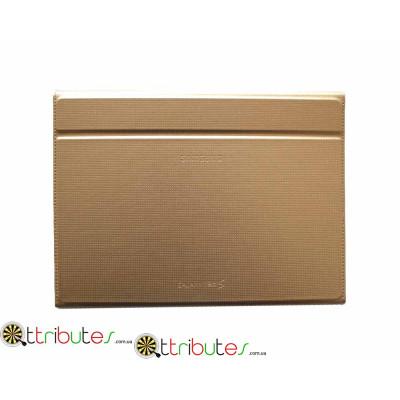 Чехол Samsung galaxy tab S 10.5 t800 t805 Samsung book cover (High Copy) gold