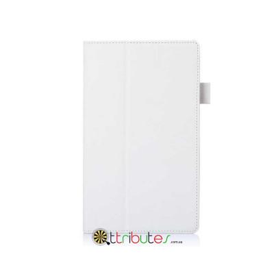 Чехол Lenovo tab 2 A8-50 8.0 Classic book cover white