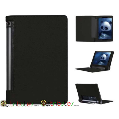 Чехол Lenovo yoga tablet 3 10 x50 Classic book cover black