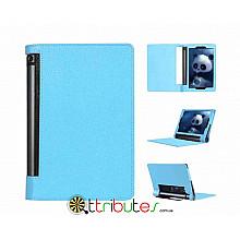 Чехол Lenovo yoga tab 3 10 x50 Classic book cover sky blue