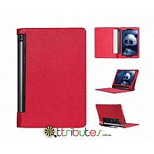 Чехол Lenovo yoga tablet 3 10 x50 Classic book cover red