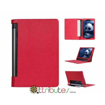 Чехол Lenovo yoga tablet 3 10 x50l Classic book cover red