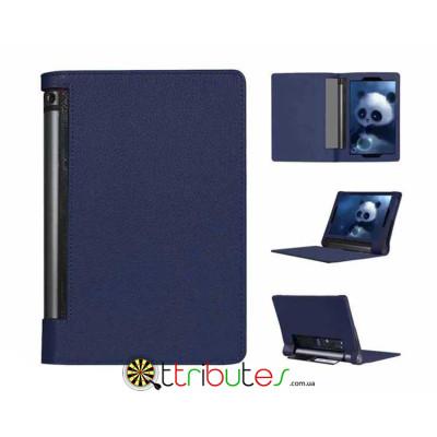 Чехол Lenovo yoga tablet 3 10 x50m Classic book cover dark blue