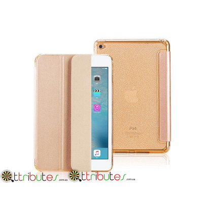 Чехол iPad pro 9.7 Cover book gold