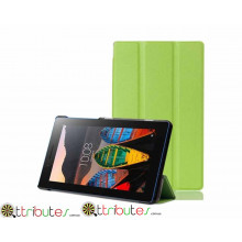 Чехол Lenovo IdeaPad Tab 3-710F Moko ultraslim apple green