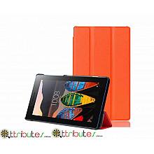 Чехол Lenovo IdeaPad Tab 3-710F Moko ultraslim orange
