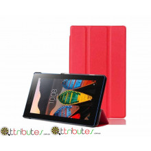 Чехол Lenovo IdeaPad Tab 3-710F Moko ultraslim red