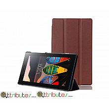 Чехол Lenovo IdeaPad Tab 3-710F Moko ultraslim brown