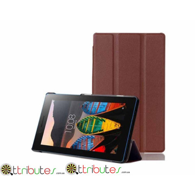 Чохол Lenovo IdeaPad Tab 3-710F Moko ultraslim brown