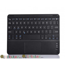 Bluetooth клавіатура з TouchPad для планшетів від 8 10 дюймів