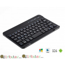 Universal bluetooth keyboard 7 дюймов  для планшетов от 5 до 8 дюймов