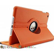 Чохол iPad mini 2 3 360 градусів orange