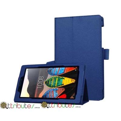 Чехол Lenovo tab 3 7.0 Essential TB3 710 F Classic book cover dark blue