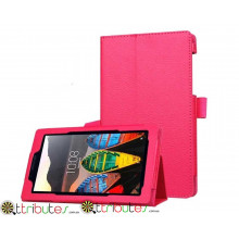 Чехол Lenovo tab 3 7.0 Essential TB3 710 F Classic book cover rose red