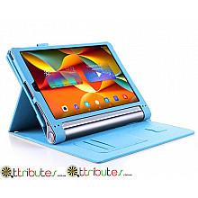 Чехол Lenovo Yoga Tablet 3 Plus 10 YT-X703F Premium book cover sky blue