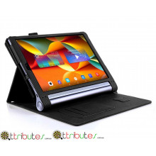 Чехол Lenovo Yoga Tablet 3 Plus 10 YT-X703F Premium book cover black