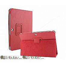 Чохол SAMSUNG GALAXY tab 2 10.1 p5100, p5110 Classic book cover red