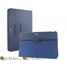 Чехол SAMSUNG GALAXY tab 2 10.1 p5100, p5110 Classic book cover dark blue