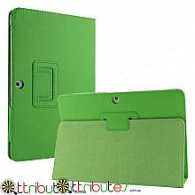 Чохол SAMSUNG GALAXY tab 2 10.1 p5100, p5110 apple green Classic book cover