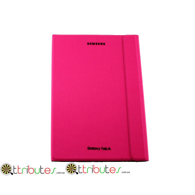 Чехол Samsung galaxy tab A 8.0 t350 t355 Samsung book cover (High Copy) rose red