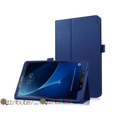 Чехол Samsung Galaxy tab a 10.1 t585 t580 Classic book cover dark blue