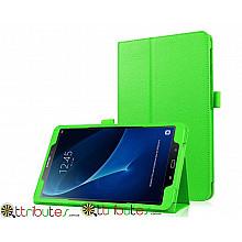 Чохол Samsung Galaxy tab a 10.1 t585 t580 Classic book cover apple green