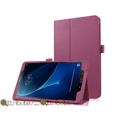 Чехол Samsung Galaxy tab a 10.1 t585 t580 Classic book purple