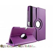 Чохол samsung galaxy note 10.1 n8000 n8010 360 градусов purple