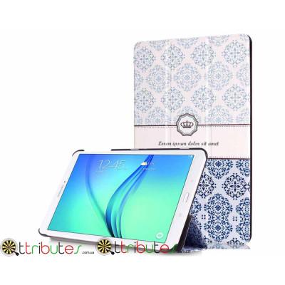 Чехол Samsung Galaxy tab a 7.0 t280 t285 Print ultraslim crown