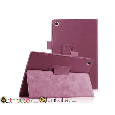 Чехол ASUS ZenPad 3S Z500M / KL 9.7 Classic book cover purple