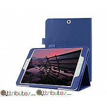 Чехол Samsung galaxy tab A 9.7 SM-T550 t555 Classic book cover dark blue