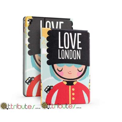 Чехол Apple iPad pro 9.7 Print book cover love London