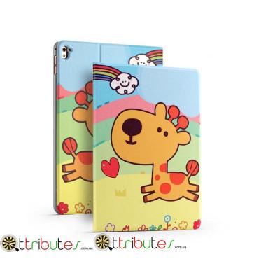 Чехол Apple iPad pro 9.7 Print book cover cow