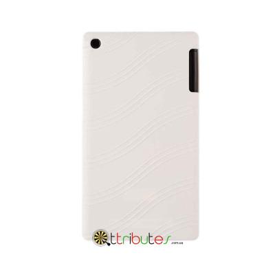 Чехол Lenovo Tab 3 730 f/m 7.0 Silicone white
