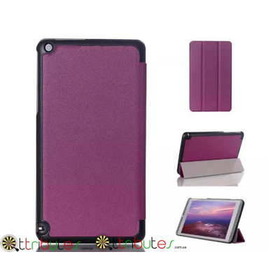 Чехол NVIDIA Shield tablet K1 8.0 Moko ultraslim purple