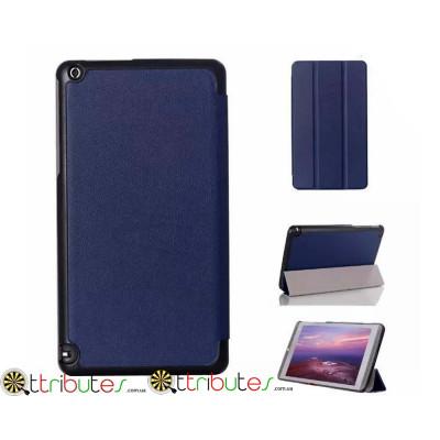 Чехол NVIDIA Shield tablet K1 8.0 Moko ultraslim dark blue