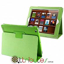 Чехол iPad 2 3 4 Classic book cover apple green
